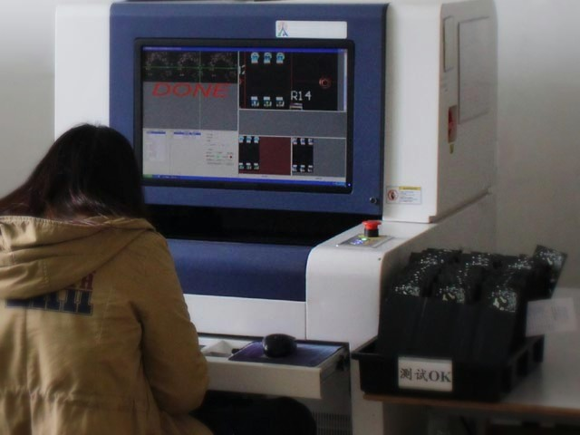 Automatic Optical Inspection System
