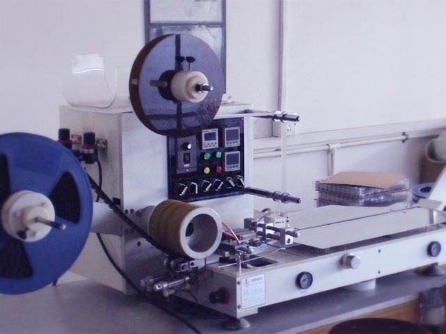 Tape and Reel Package Machine